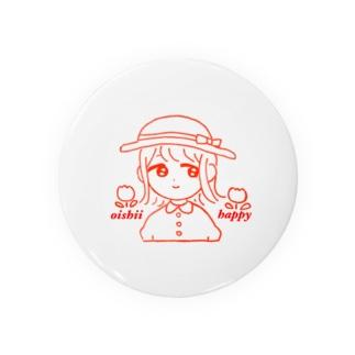 本調子の女の子 Badges
