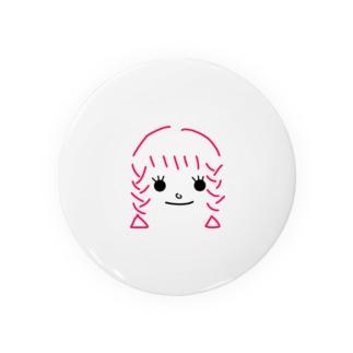 赤髪のまつげちゃん Badges