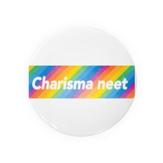 Charisma neet レインボーボックス Badges