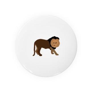 ライオン Badges