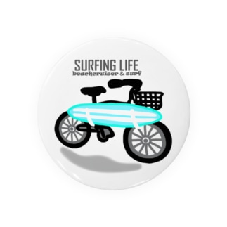 SURFING LIFE Badges