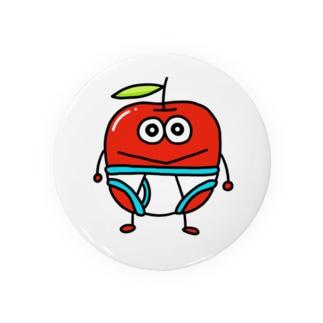 パンツ一丁缶バッジ Badges