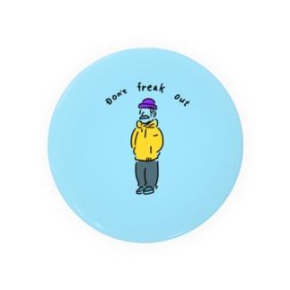 Sup Boyくん① Badges