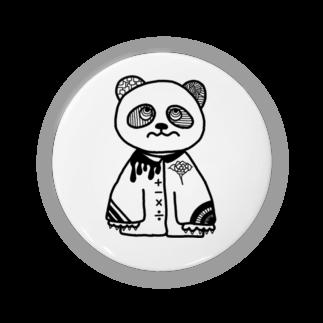 えとせとらの仲間たちのえとせとらの仲間たち(白黒パンダ) Badges