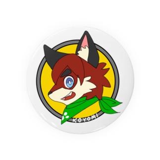 暦缶バッチ Badges