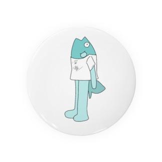 深海さん Badges