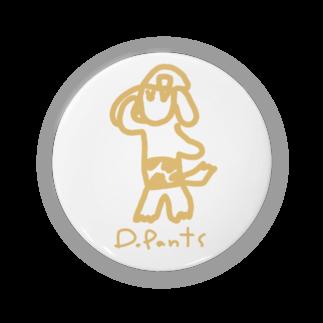 D.PantsのD.Pants9ベージュ Badges