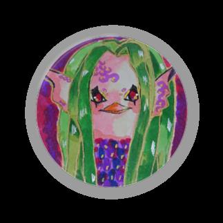 ねこざねのアマビエ姫 Badges