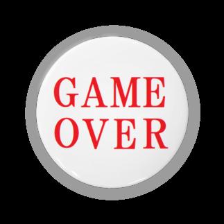 アメリカンベースのゲームオーバー Badges