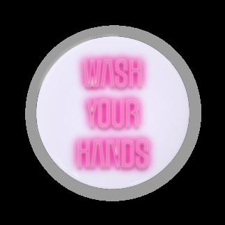 Mofkisses  🍮の手を洗おう  Badges