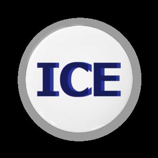 アメリカンベースのアイス Badges