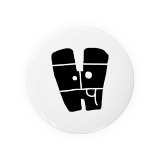bocoxodesignShopのalphabetMONSTAR【H】 Badges