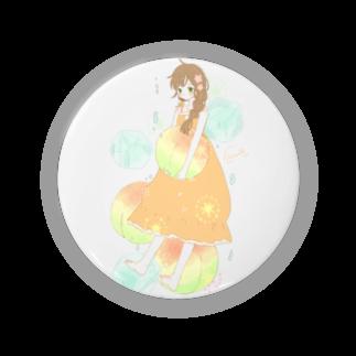 m_matsurikaの梅酒ソーダの子 Badges