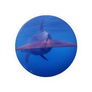 イルカの尾ひれ Badges
