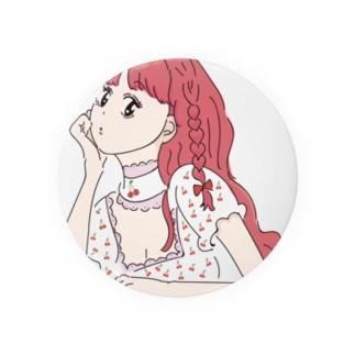 女の子④ Badges