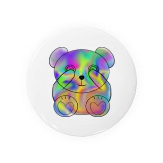 Schale bear Badges