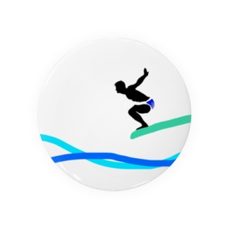 プールの住人 Badges