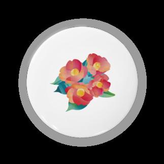 クボタノブエの赤椿 Badges