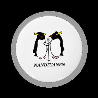 ハマジ ペンギン雑貨の漫才ペンギン Badges