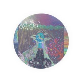 お手製Odyssey1 Tin Badge