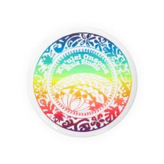 クウレイオナオナフラスタジオ ロゴ 2020summer ver. Badges