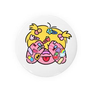 デコラくん Badges