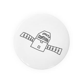 人工衛星 Badges