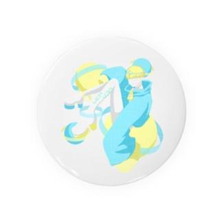 ウチュウジン Badge