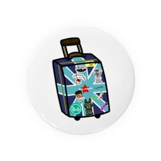 マコのお絵かきトランク Badges
