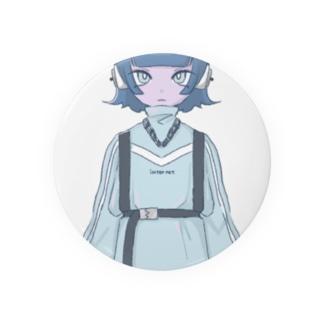 internetちゃん Badges