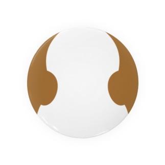 コントラバス(茶) Badges