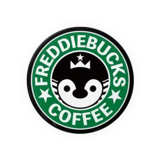 Freddiebucks Coffee Badges