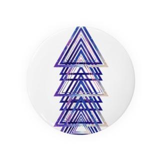 宇宙トライアングル Badges