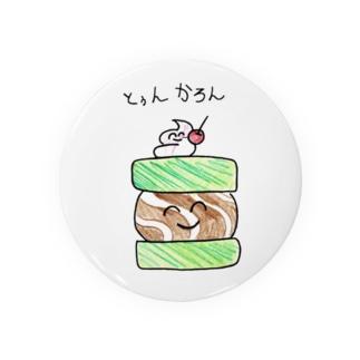 ニコニコとぅんかろん Badge