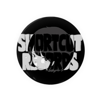 SHORTCUT RECORDS Logo&Logo Badges
