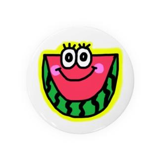 スイカくん🍉💗 Badges