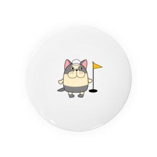 ゴルフ犬の相方 フレンチブルドッグ Badges