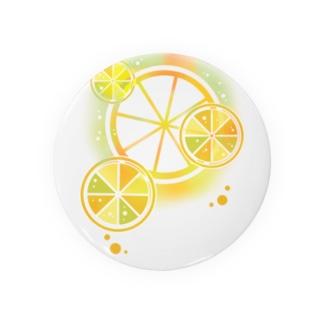 フレッシュオレンジ Badges