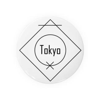 東京FGC男女平等チャリティー Badges