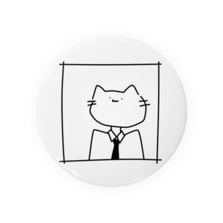フォーマルな猫 Badges