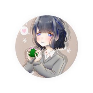 桜田 伊緒🌸の桜田さんの缶ばっち2 Badges