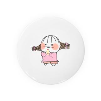 でぱ子 Badges