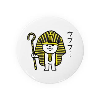 ネコツタンカーメン Badges