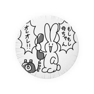 オレオレうさぎ Badges