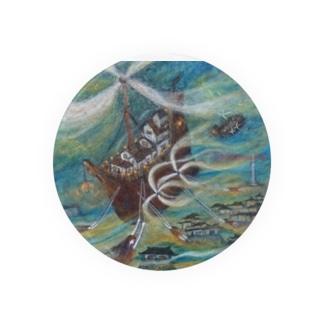風の船 Badges