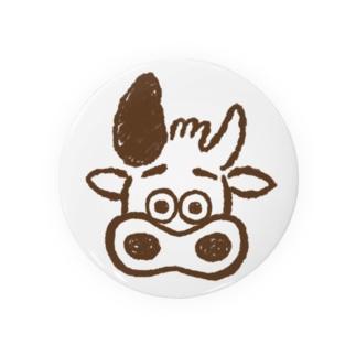 三宿のテイクアウト店SIRCARSの公式キャラクターモービーグッズ Badges