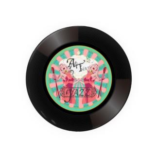 ミニレコード〜All that Jazz♬〜 Badges