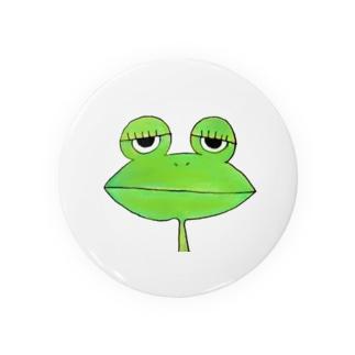 カエルくん Badges
