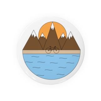 山登り Badges