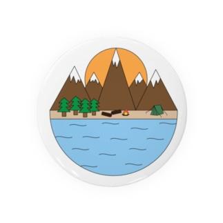 キャンプ Badges